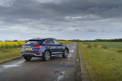 2021 Audi Q5 Sportback - UK version 21