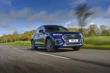 2021 Audi Q5 Sportback - UK version 24