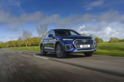 2021 Audi Q5 Sportback - UK version 25
