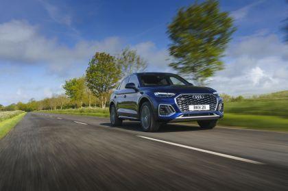 2021 Audi Q5 Sportback - UK version 26