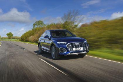 2021 Audi Q5 Sportback - UK version 27