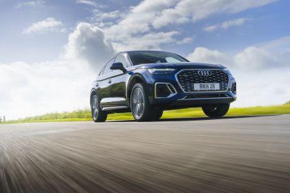 2021 Audi Q5 Sportback - UK version 29