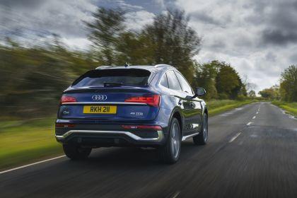 2021 Audi Q5 Sportback - UK version 33
