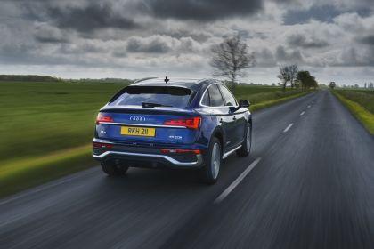 2021 Audi Q5 Sportback - UK version 36