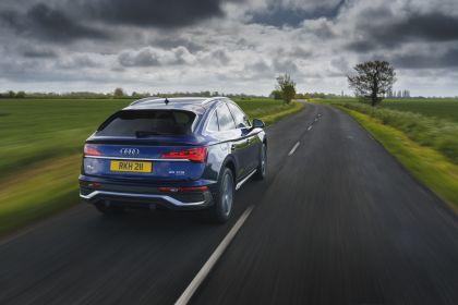 2021 Audi Q5 Sportback - UK version 37
