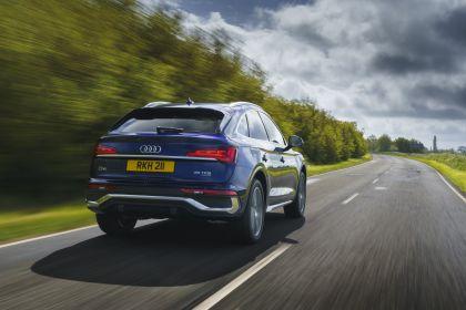 2021 Audi Q5 Sportback - UK version 38