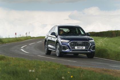 2021 Audi Q5 Sportback - UK version 46