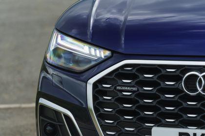 2021 Audi Q5 Sportback - UK version 56