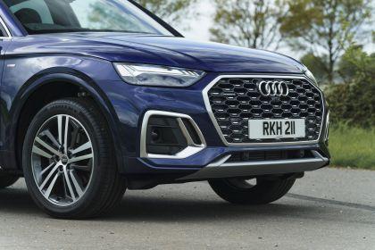 2021 Audi Q5 Sportback - UK version 59