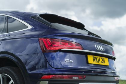 2021 Audi Q5 Sportback - UK version 65