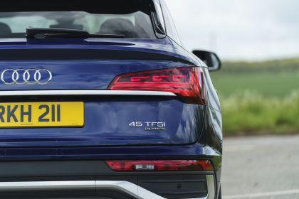 2021 Audi Q5 Sportback - UK version 68