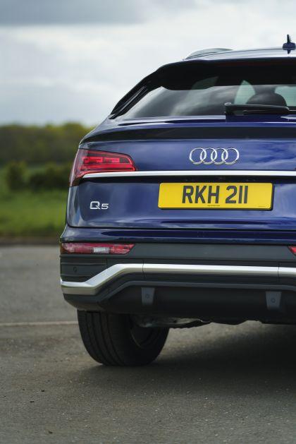 2021 Audi Q5 Sportback - UK version 69