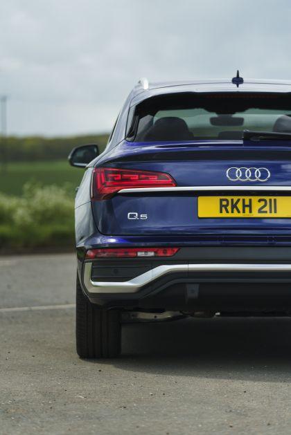 2021 Audi Q5 Sportback - UK version 70