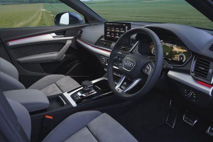 2021 Audi Q5 Sportback - UK version 77