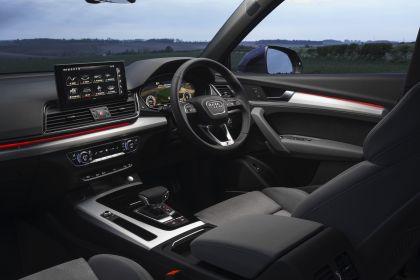2021 Audi Q5 Sportback - UK version 78