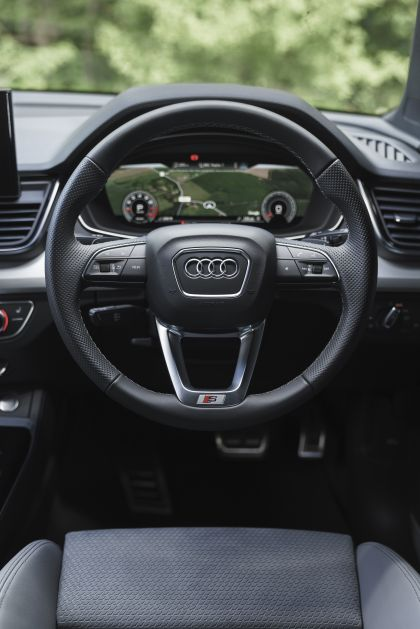 2021 Audi Q5 Sportback - UK version 81