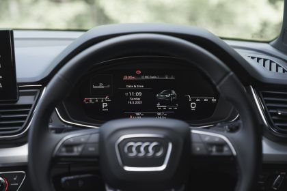 2021 Audi Q5 Sportback - UK version 83