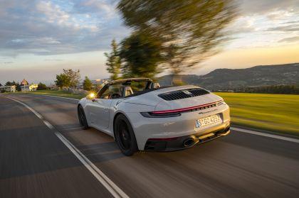 2022 Porsche 911 ( 992 ) Carrera 4 GTS cabriolet 8