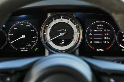 2022 Porsche 911 ( 992 ) Carrera 4 GTS cabriolet 21