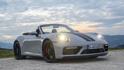 2022 Porsche 911 ( 992 ) Carrera 4 GTS cabriolet 9