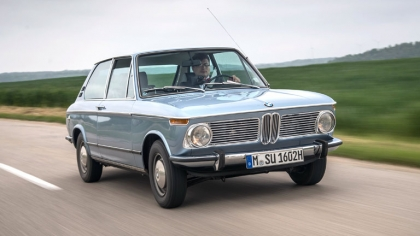 1971 BMW 1802 ( E6 ) Touring 4