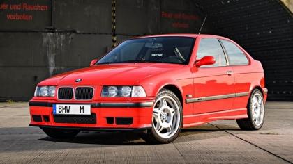 1996 BMW M3 ( E36 ) compact concept 7