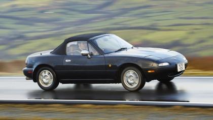 1989 Mazda MX-5 - UK version 3