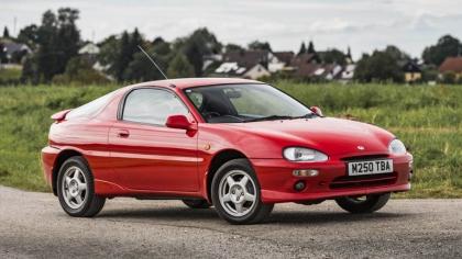 1994 Mazda MX-3 - UK version 2