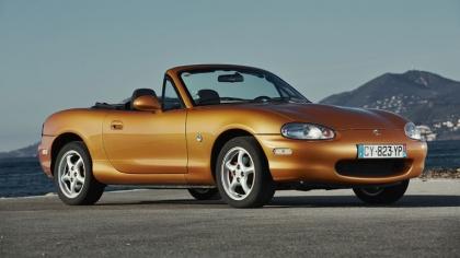 1998 Mazda MX-5 1
