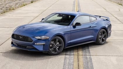 2022 Ford Mustang GT Stealth Edition 7