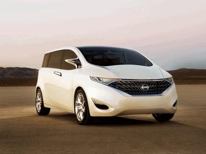 2008 Nissan Forum concept 1