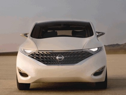2008 Nissan Forum concept 4
