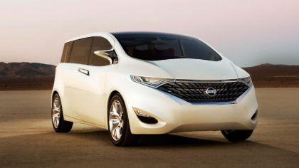 2008 Nissan Forum concept 2