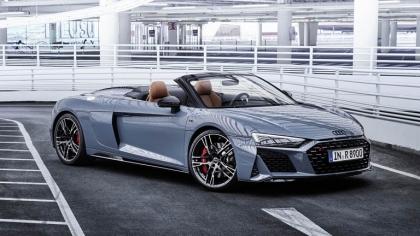 2022 Audi R8 spyder V10 performance RWD 6