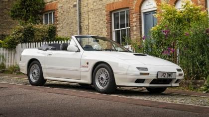 1991 Mazda RX-7 ( FC ) Turbo II convertible - UK version 6