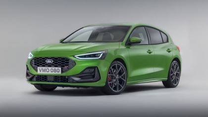 2022 Ford Focus ST 6