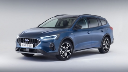 2022 Ford Focus SW Active 5