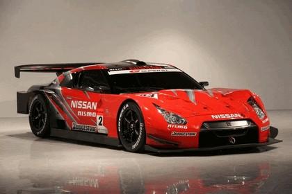 2008 Nissan GT-R GT500 1