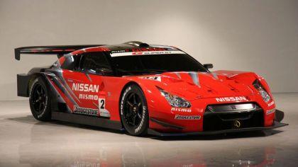 2008 Nissan GT-R GT500 5