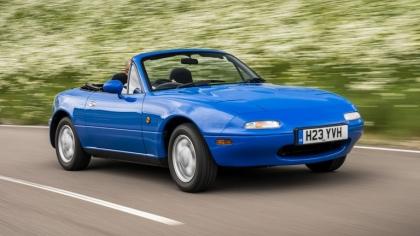 1990 Mazda MX-5 1.6 - UK version 8