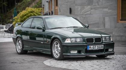 1994 BMW M3 ( E36 ) GT coupé 1