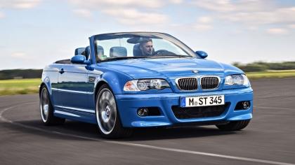 2003 BMW M3 ( E46 ) convertible 5