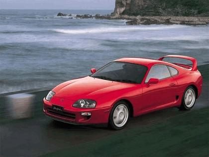 1997 Toyota Supra twin turbo 1