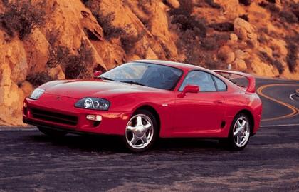 1997 Toyota Supra twin turbo 4
