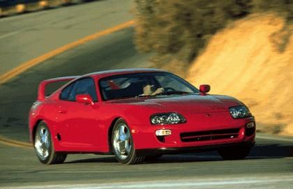 1997 Toyota Supra twin turbo 6