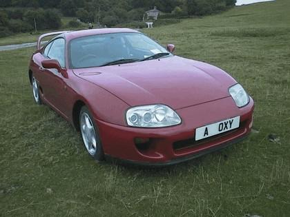 1997 Toyota Supra twin turbo 8