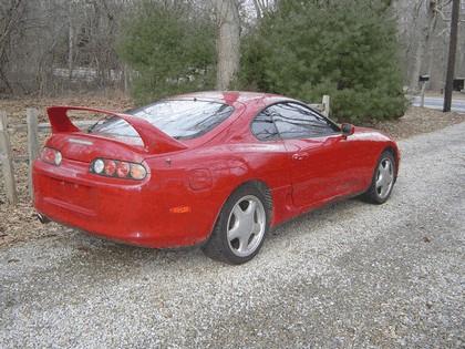 1997 Toyota Supra twin turbo 10