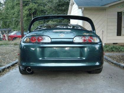1997 Toyota Supra twin turbo 11