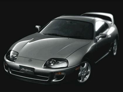 1997 Toyota Supra twin turbo 13