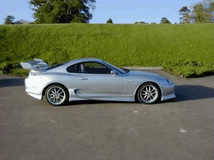 1997 Toyota Supra twin turbo 14